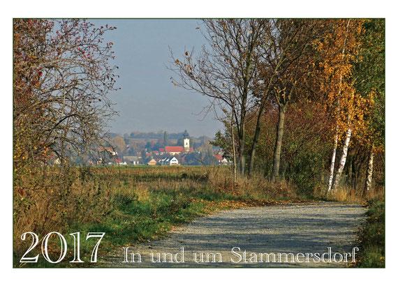 Kalender 'In und um stammersdorf 2017', Martina Pokorny