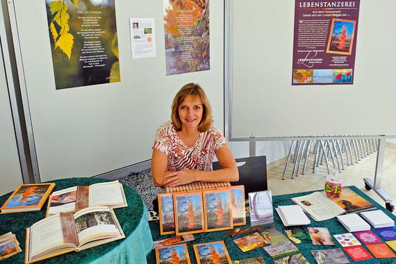 Martina Pokorny mit ihrer Lebenstanzerei bei Krieglach ist Kunst 2018
