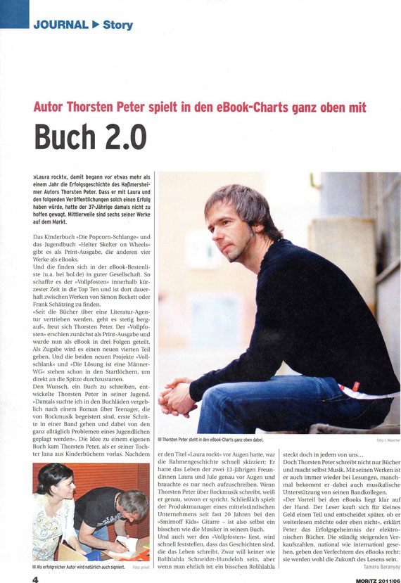 Moritz Ausgabe 06/2011