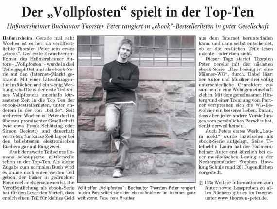 Rhein-Neckar-Zeitung 18.05.2011