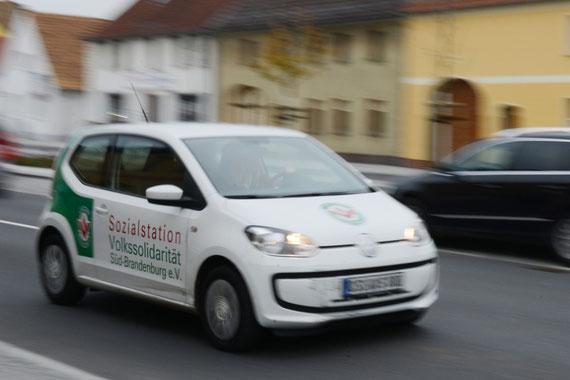 Pflegedienst / Sozialstation Senftenberg und Schwarzheide