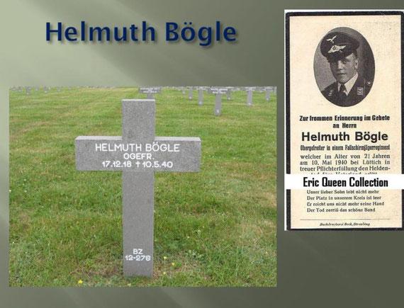 Bögle grave site at Ysselsteyn