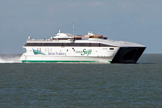 Jonathan Swift at sea.