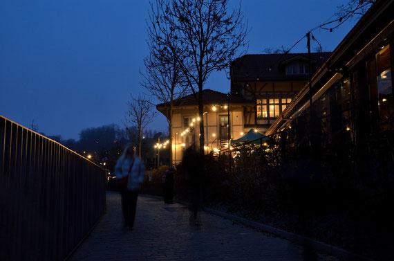 Bärenpark / Altes Tramdepot - 29. November 2014.
