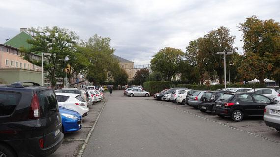 Le prix du parking augmente à Belfort