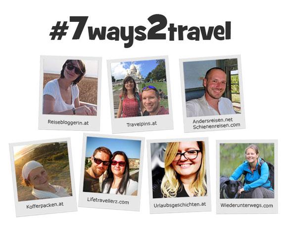 7ways2travel Reiseblogger