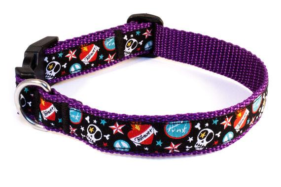 Hundehalsband Punk