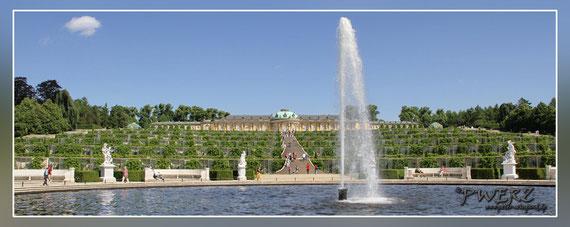 Potsdamm Schloss Sanssouci