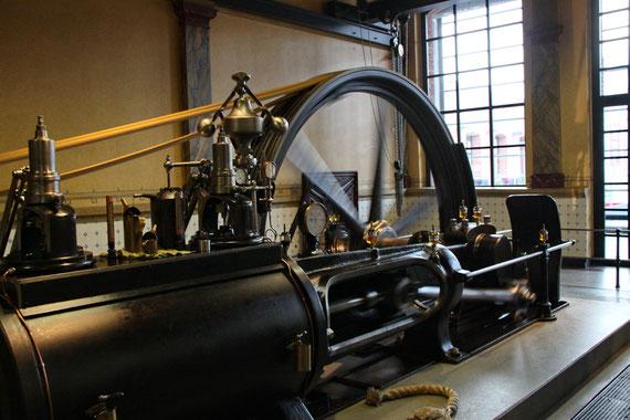 Dampfmaschine Chemnitz