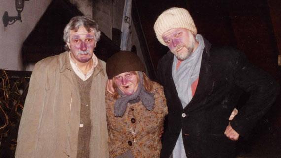 Die geputzten Schuhe (1995) | Sandlerballade von Günter Seidl