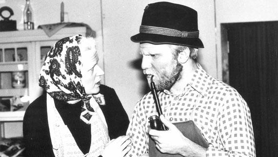 Die zwei Halbschönen (1983) | Bäuerliches Lustspiel von Franz Rieder