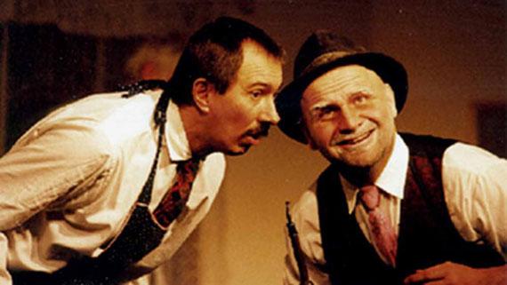 Die zwei Halbschönen (2000) | Bäuerliches Lustspiel von Franz Rieder