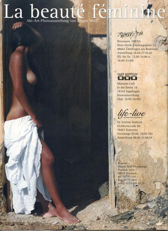 AKZENT-MAGAZIN 2002
