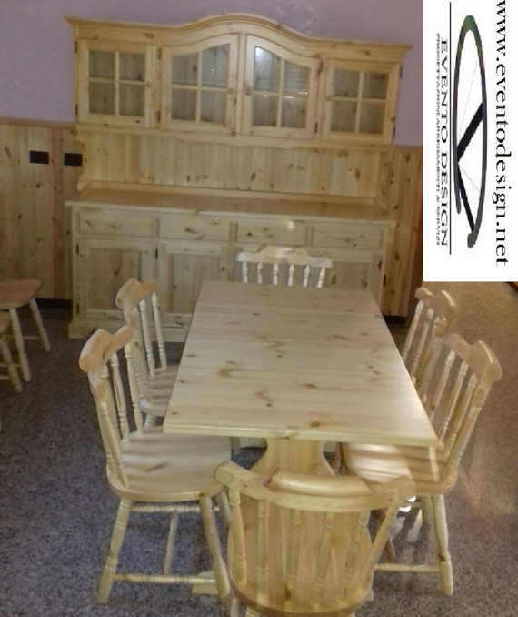 Sedie metallo sedie legno sedie in plastica sedie in pelle - Mobili per case di montagna ...