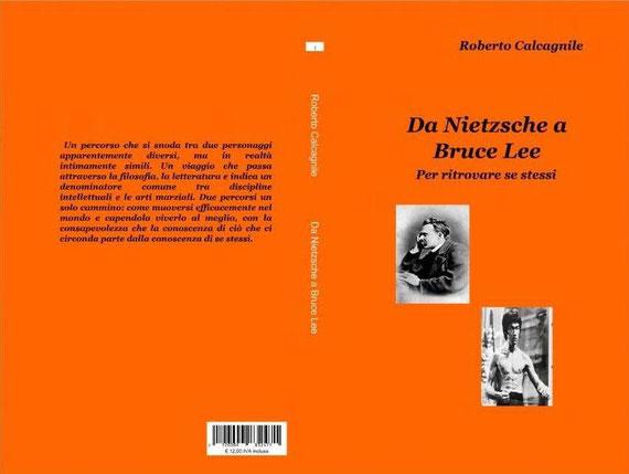 """Copertina """"Da Nietzsche a Bruce Lee"""""""