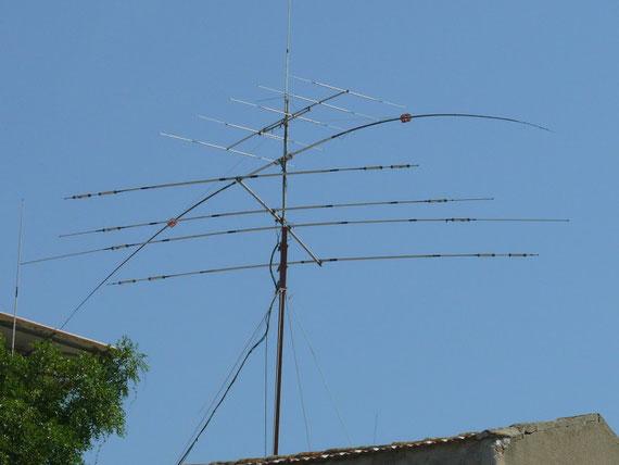Durettiva thf6 rotativo 80m 5 el.50 verticale