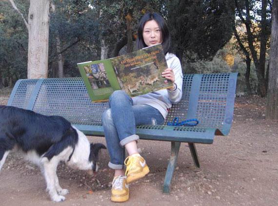 """Min consulte """"A la découverte de la faune du Maroc oriental. Itinéraires d'un naturaliste"""""""