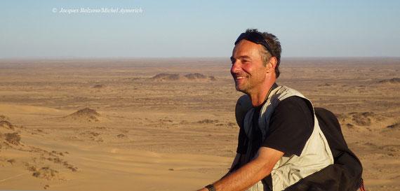 Sahara. Avril 2014.