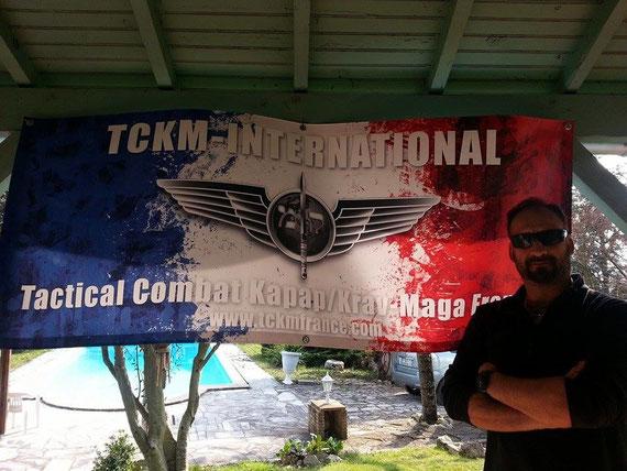Le président de TCKM 82 mars 2016