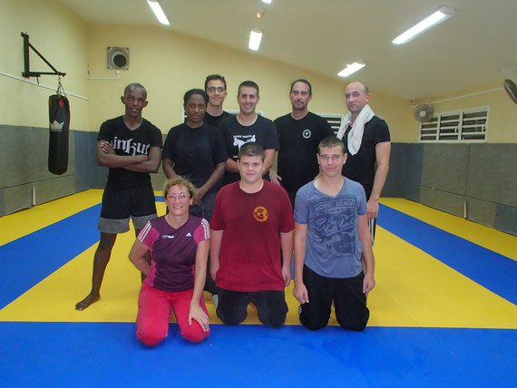 CLUB KRAV-MAGA MULTIDISCIPLINES MAYOTTE