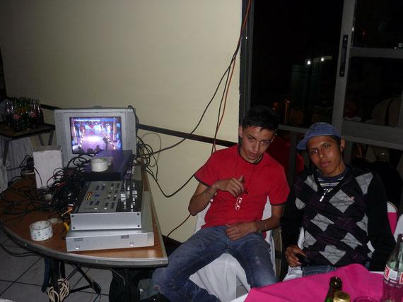 MI STAFF PACO Y TONY