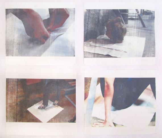2012 hand head foot butt, transfer prints