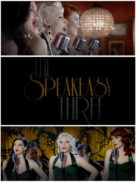 the speakeasy three