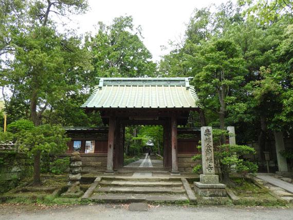 壽福寺 山門