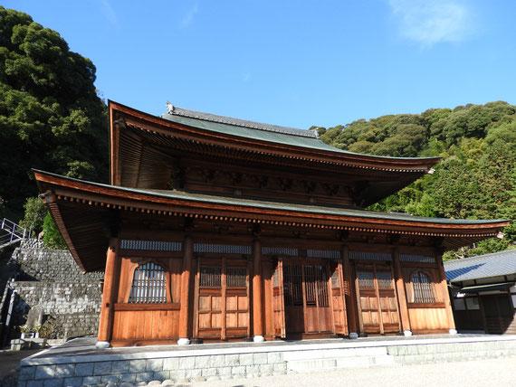 臨済寺新仏殿