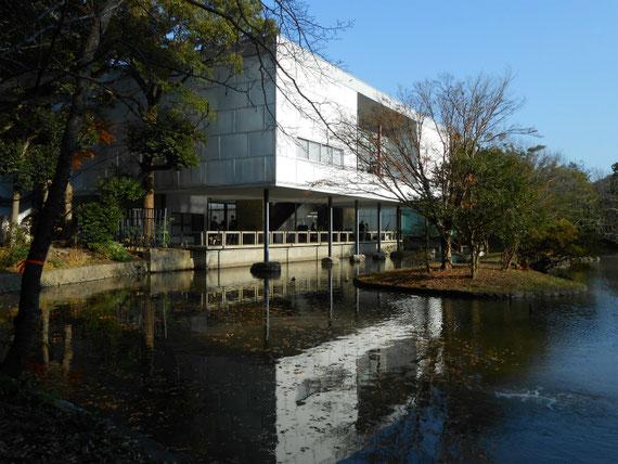 鎌倉近代美術館 12月