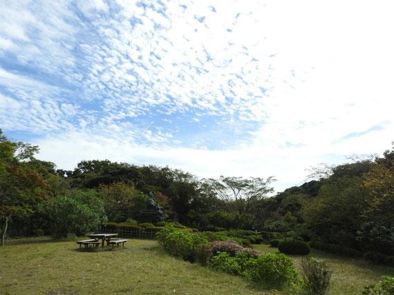 頂上源氏山公園
