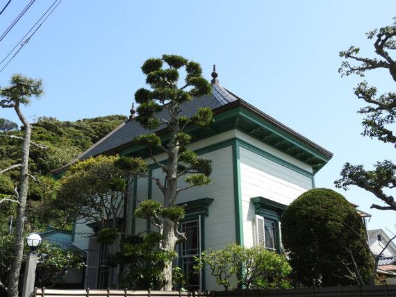 加賀谷邸、鎌倉景観重要建築物