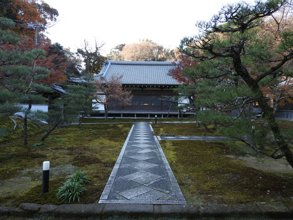 長寿禅寺 本堂