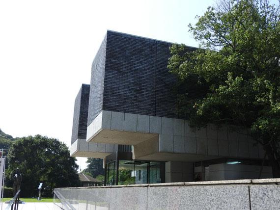 9月の鎌倉近代美術館別館