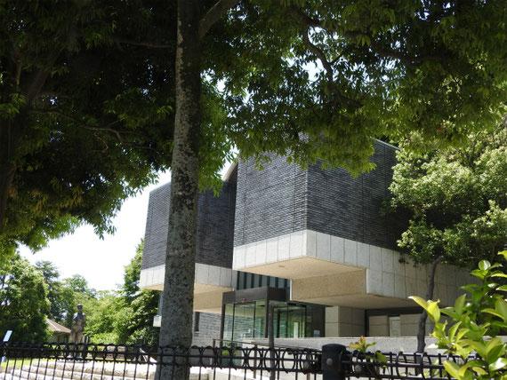 鎌倉近代美樹館別館