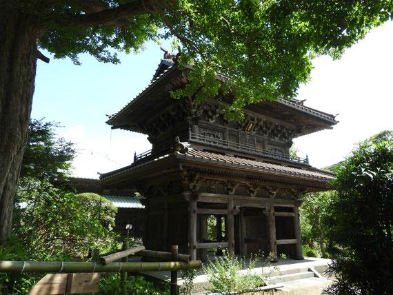 英勝寺総門