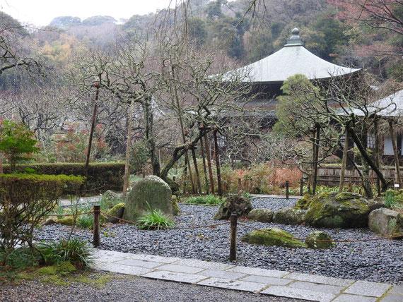 瑞泉寺前庭園
