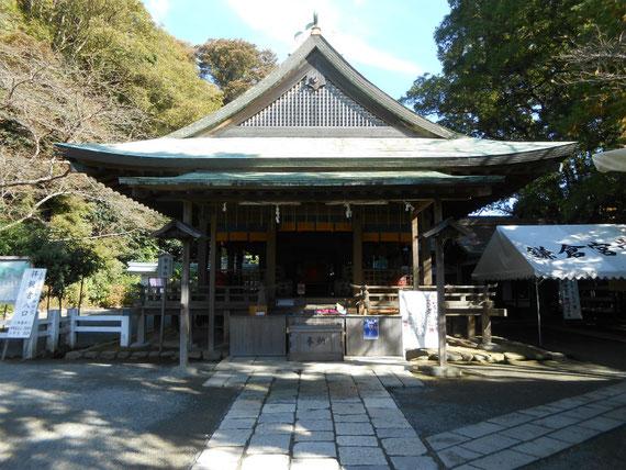 鎌倉宮本堂