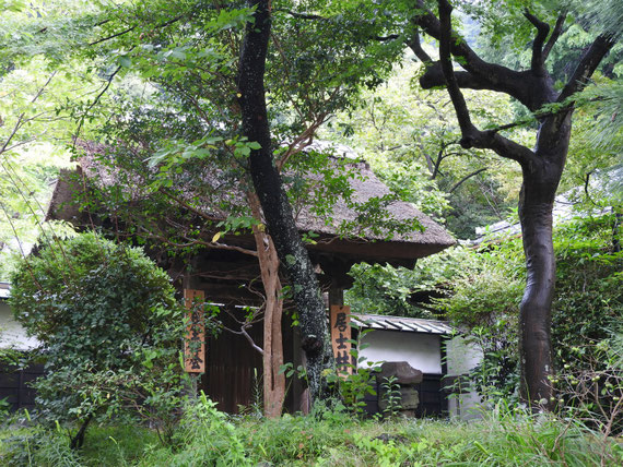 円覚寺居士林 9月