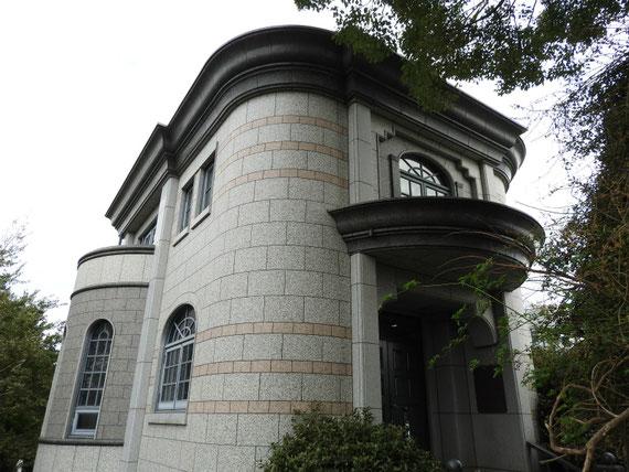 横浜外国人墓地資料館 10月
