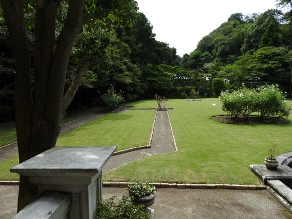 フランス庭園