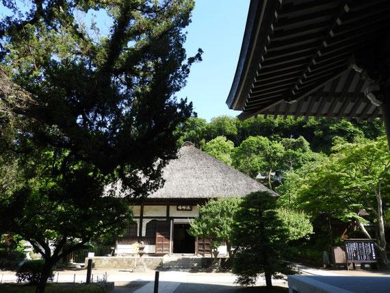 円覚寺選仏場