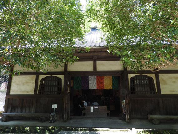 円應寺本堂