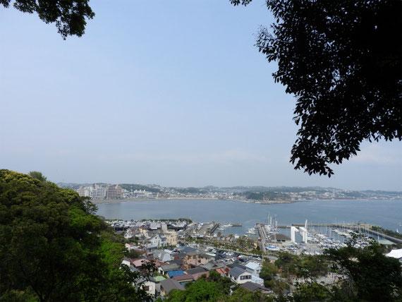 江ノ島からの絶景