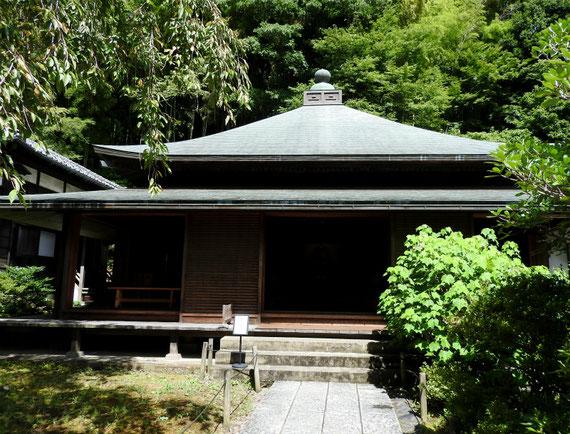東慶寺本堂(泰平殿)