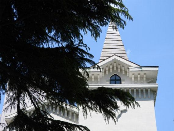 鐘塔のデザイン