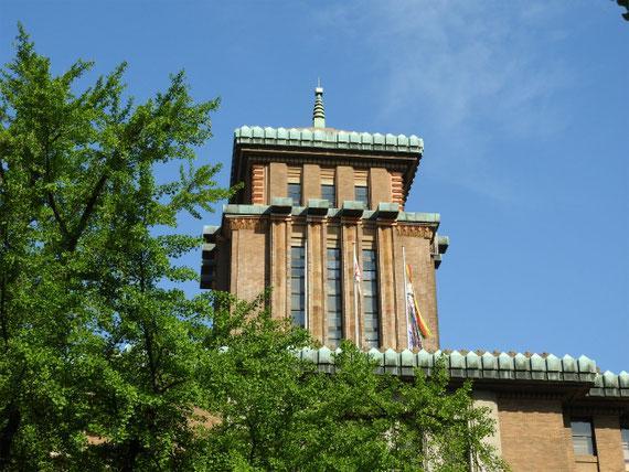 キングの塔デザイン