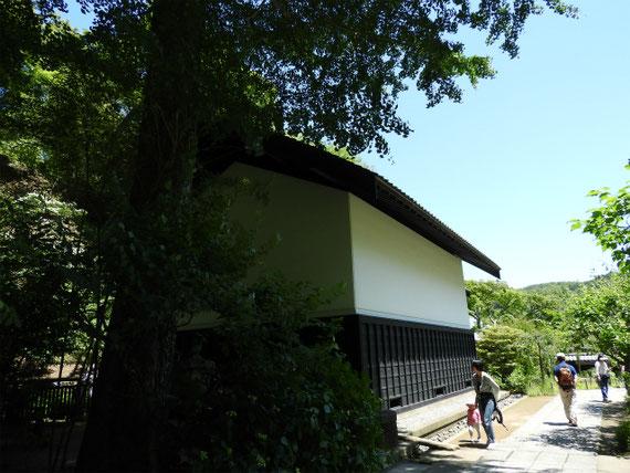 東慶寺松岡宝蔵