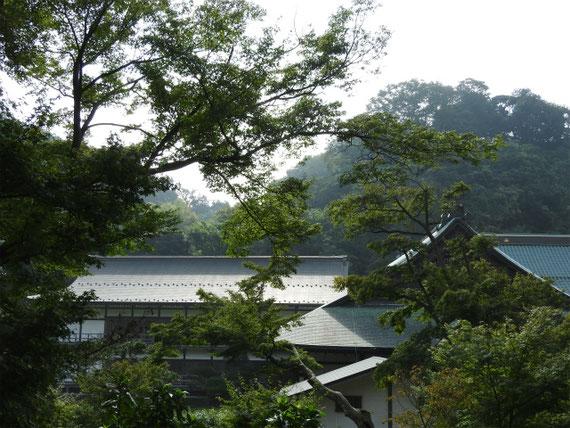 鎌倉建長寺 全景