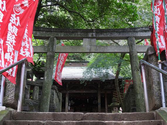佐助稲荷神社 10月